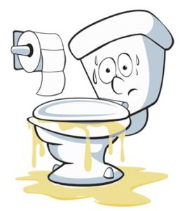 piirros wc-pönttö