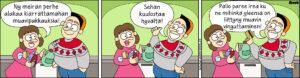 Pöyrööt-sarjakuva