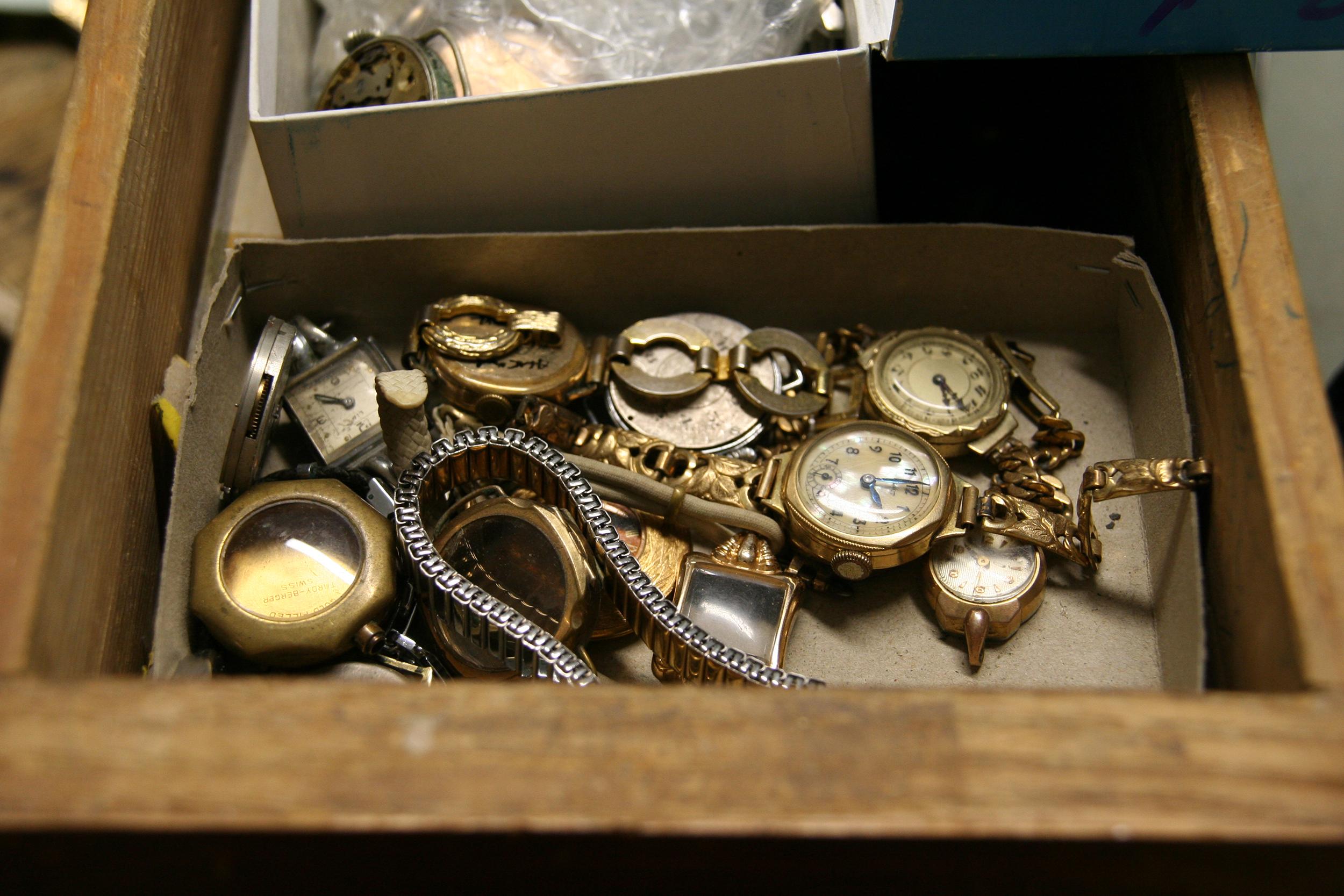 Vanhat kellot